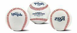 Rawlings Tampa Bay Rays Team Logo Manfred MLB Baseball Autog