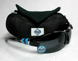 Read Listing! Tampa Bay Rays 3D Logo on Black Blade/Wrap Sun