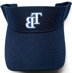 Read Listing! Tampa Bay Rays Heat Applied FLAT LOGO on Navy