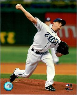 Scott Kazmir Tampa Bay Rays LICENSED Baseball 8x10 Photo