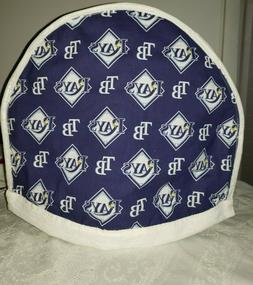 Steering Wheel Sun Protector  Cover~Tampa Bay Rays~
