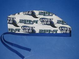 Surgical Scrub Hats/Cap MLB Tampa Bay Rays Very RARE! OOP!