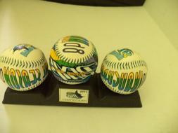 Tampa Bay Devil Rays 1998 Inaugural Season Baseball Ball Col
