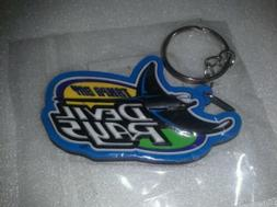 Tampa Bay Devil Rays 3-D Key Chain 1998 New in package MLB P