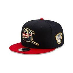 Tampa Bay Devil Rays New Era 9FIFTY MLB Snapback Hat Cap 4th