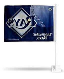 Tampa Bay Devil Rays Car Flag