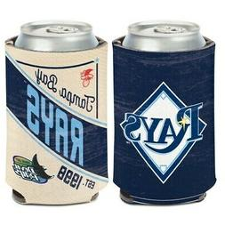TAMPA BAY DEVIL RAYS COOPERSTOWN COLLECTION NEOPRENE CAN COO