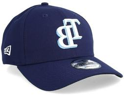 Tampa Bay Devil Rays Men's MLB New Era The League Navy 9FORT