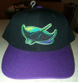 Tampa Bay Devil Rays Throwback Snapback Baseball Cap Hat New