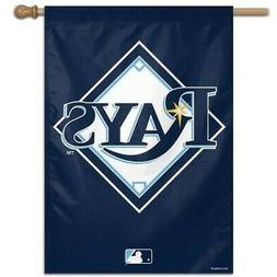 TAMPA BAY RAYS ~  Official MLB 28x40 Outdoor House Flag Bann