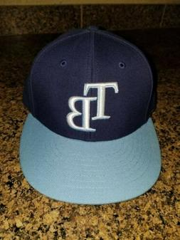 TAMPA BAY RAYS New Era 2 Tone Adjustable Hat/Cap 9Forty One