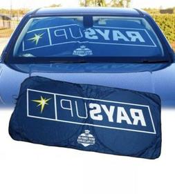Tampa Bay Rays 2018 Promotional Windshield Sunshade Baseball