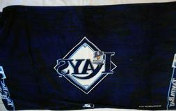 "Tampa Bay Rays 30"" x 60"" Beach Towel NWT"