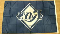 Tampa Bay Rays 3x5 Flag. Free shipping within the US!!  US