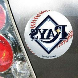 "Tampa Bay Rays WinCraft 5"" Die-Cut Car Magnet"