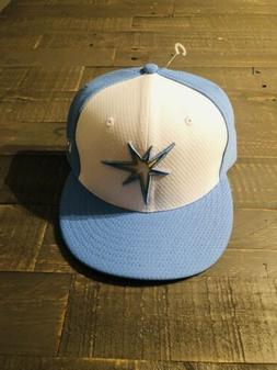 tampa bay rays 59fifty fitted mlb batting