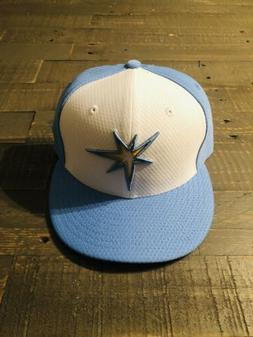 Tampa Bay Rays New Era 59Fifty Fitted MLB Batting Practice H