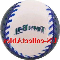 Tampa Bay Rays ALSC CHAMPS 2008 MLB Baseball Keychain Sports