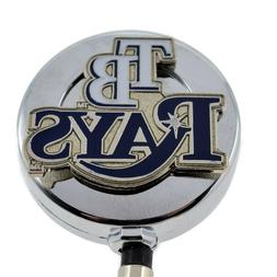 tampa bay rays badge reel security id