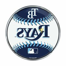 "Tampa Bay Rays Baseball Emblem MLB 3.25"" x 3.25"""