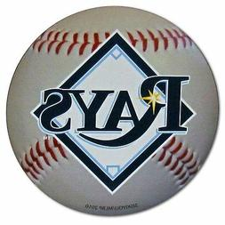 Tampa Bay Rays Baseball Magnet - 3 Inches  MLB Auto Truck Ca
