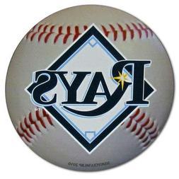 "Tampa Bay Rays Baseball Magnet 4.5"" Indoor outdoor grade MLB"