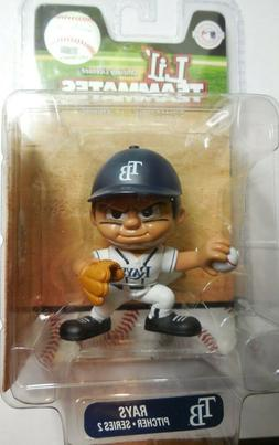 Lil' Teammates Tampa Bay Rays Baseball MLB Pitcher Series 2