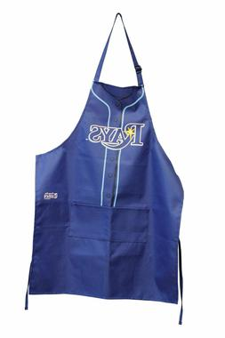 Tampa Bay Rays BBQ Apron RARE Gift Cook Grill Holiday Dad Hu