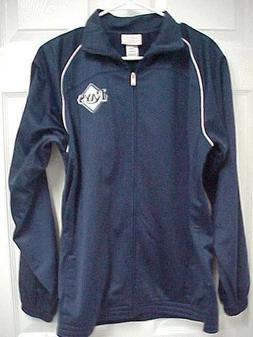 tampa bay rays boys blue full zip