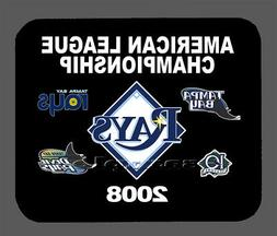 Tampa Bay Rays Championship Banner Mouse Pad Item#1605