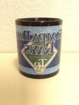 Tampa Bay Rays Coffee Mug - Black