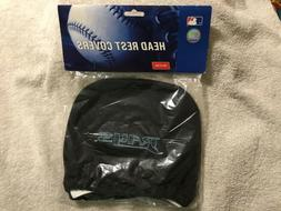 Tampa Bay Rays  car seat head covers set of two