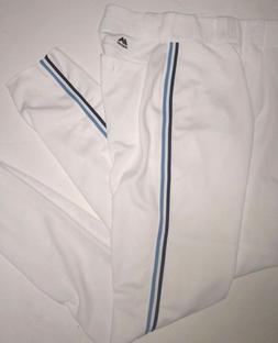 TAMPA BAY RAYS FLEX BASE WHITE MAJESTIC PRO BASEBALL PANTS 3