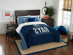 Tampa Bay Rays Bedding Full/Queen  OFFICIAL MLB
