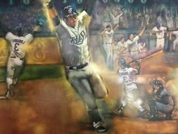 Tampa Bay Rays Game 162 lithograph Features Evan Longoria's