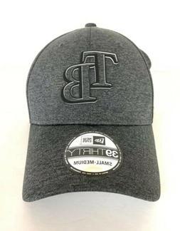 Tampa Bay Rays Hat Baseball Medium/Large Fitted Gray New Era