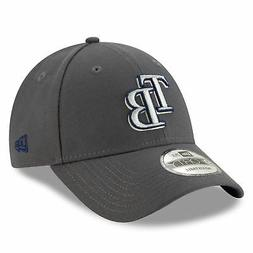 Tampa Bay Rays Hat The League Graphite Men's 9FORTY Adjustab