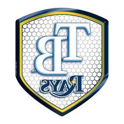 Tampa Bay Rays High Intensity Sheild Reflector Emblem Decal