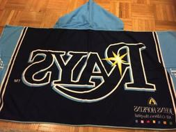 Tampa Bay Rays Hooded Bath Towel Given To The First 15,000 K