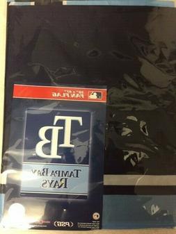 """Tampa Bay Rays Indoor/Outdoor Fan Flag 36"""" x 47"""" MLB"""