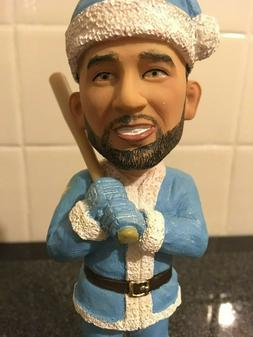 Tampa Bay Rays-Kevin Kiermaier Claus- Christmas in July Bobb