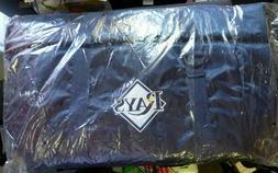 TAMPA BAY RAYS LOGO Navy Blue 24 Pack Cooler MLB NWT