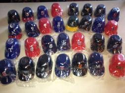 TAMPA BAY RAYS  Lot of 40 MLB MINI SNACK HELMET ICE CREAM BO