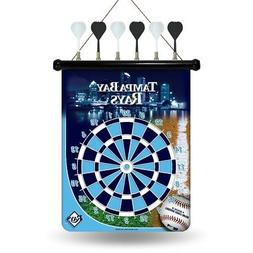 Tampa Bay MLB Baseball Rays Magnetic Dart Board