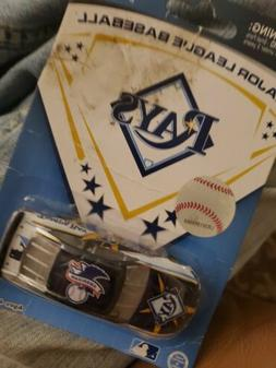 Tampa Bay Rays Major League Baseball Hardtop Diecast Car, 1: