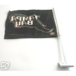 Tampa Bay Rays  MLB Baseball 2 Sided Car Flag