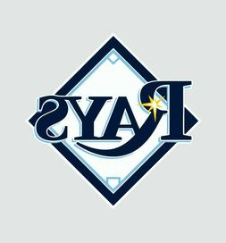 Tampa Bay Rays MLB Baseball Color Sports Decal Sticker-Free