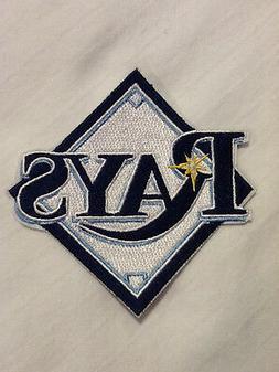 Tampa Bay Rays MLB Baseball Hat Shirt Jersey Embroidered Iro