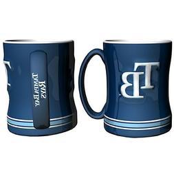 Tampa Bay Rays MLB Coffee Mug - 15oz Sculpted