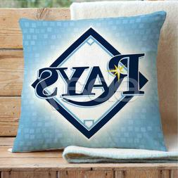 Tampa Bay Rays MLB Custom Pillows Car Sofa Bed Home Decor Cu